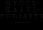 Hyötykasviyhdistys ry Kuopion alueosasto